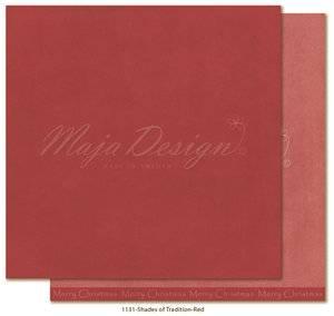 Bilde av Maja -Monochromes - Shades of Tradition - Red