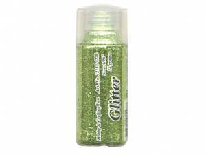 Bilde av Hobby & Crafting Fun Glitter - Lys Grønn