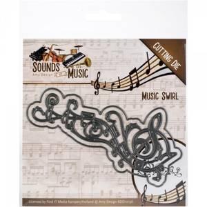 Bilde av Amy Design - Music Swirl