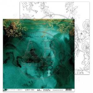 Bilde av AB Studio - Emerald Queen - Queen's Ocean