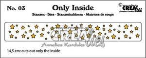 Bilde av Crealies - Stjerner på innsiden