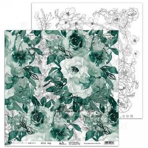 Bilde av AB Studio - Emerald Queen - Wild day