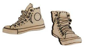 Bilde av Joy! Crafts Woodsters - Sneakers 6320/0015 80x42