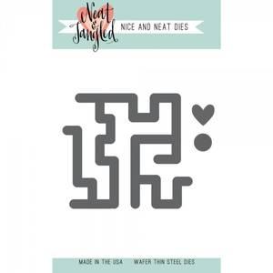 Bilde av Neat & Tangled Die - Maze Die