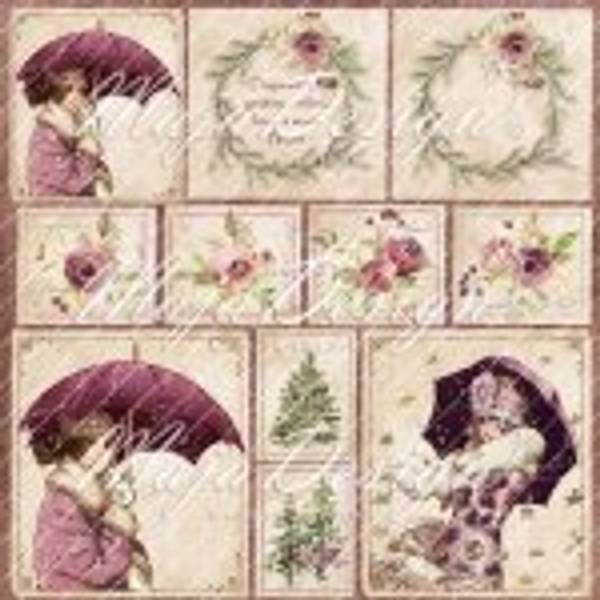 Maja -Winter is coming - Die Cuts
