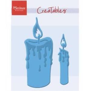 Bilde av Marianne Design - CreaTables - Candles