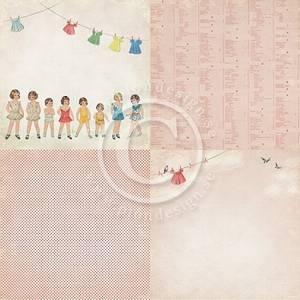 Bilde av Pion Design - Play Time - Girls-6x6