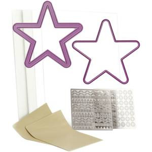 Bilde av Cheery Lynn Designs Shaker Card Making Kit -
