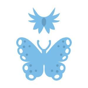 Bilde av Marianne Design - CreaTables - Layred Butterfly