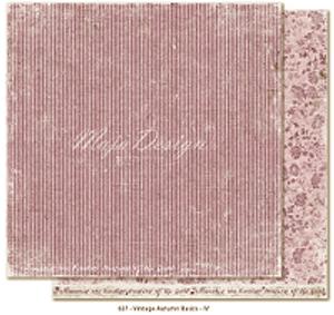 Bilde av Maja Design - Vintage Autumn Basics - No IV