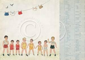 Bilde av Pion Design - Play Time -  Boys