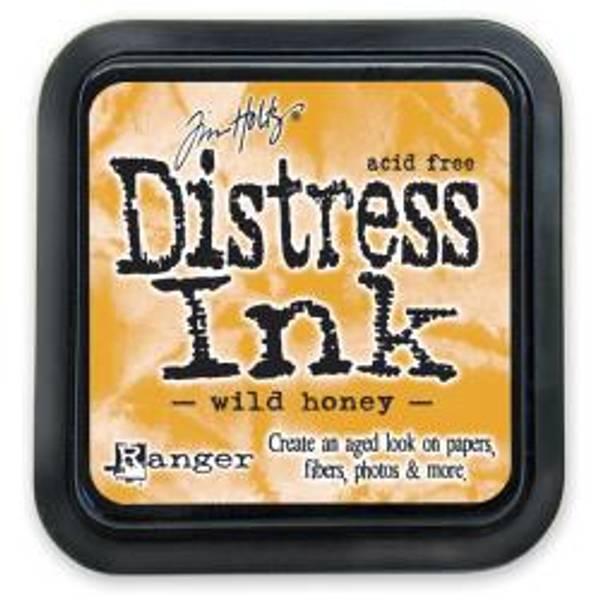 Distress Ink - Wild Honey