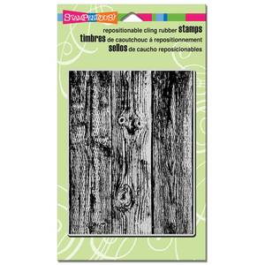 Bilde av Stampendous - Cling rubber stamps - Wood
