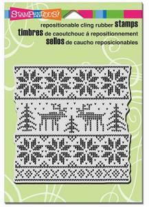 Bilde av Stampendous - Cling rubber stamps - Sweater