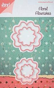 Bilde av Joy Crafts - Floral Flurishes 0158