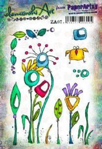 Bilde av Paperartsy Elanazinski Art ZA 07