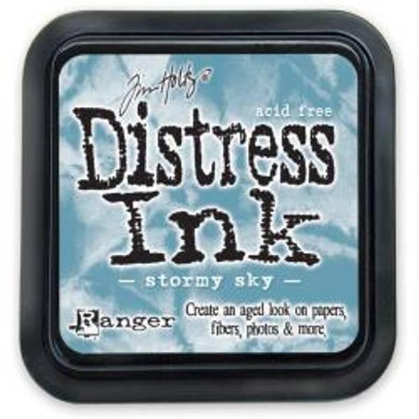 Distress Ink - Stormy Sky