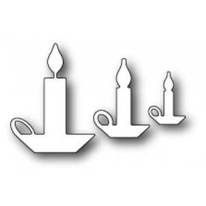 Bilde av Memory Box - Trio of Candles