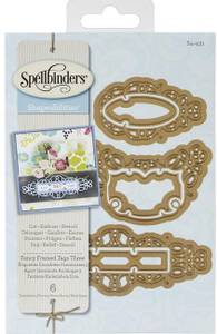 Bilde av Spellbinders - Fancy Framed Tags Three