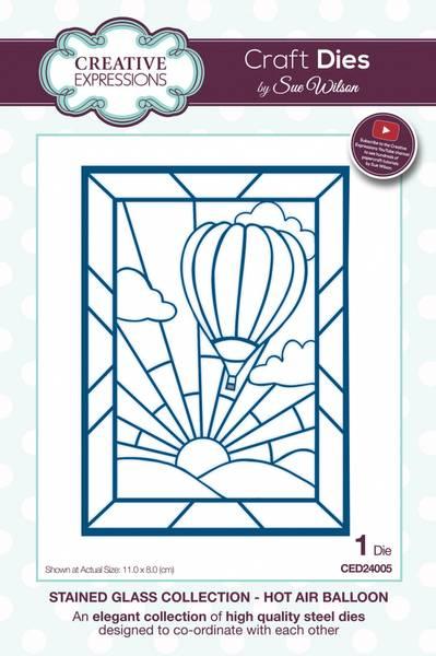 Creative Expressions Die - Hot Air Balloon