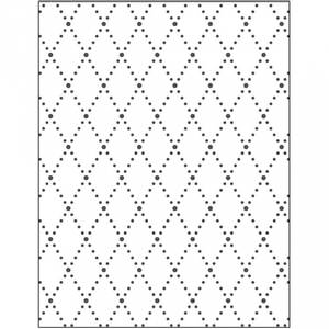 Bilde av Embossingfolder, str. 11x14 cm, tykkelse 2 mm, ,