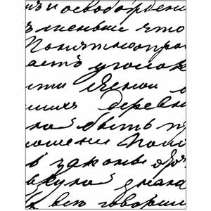 Bilde av Embossingfolder, str. 11x14 cm, tykkelse 2 mm,