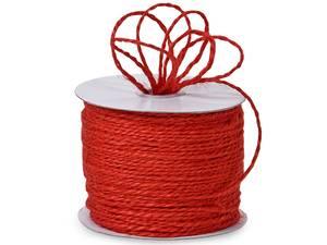 Bilde av Hamptråd 1,5mm - Rød