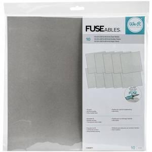 Bilde av We r Memory Keepers - Fuseables - Clear Sheets