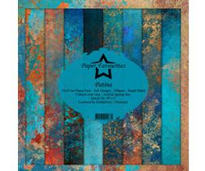 Bilde av Dixi Craft Patina 6x6 tommers papirpakke