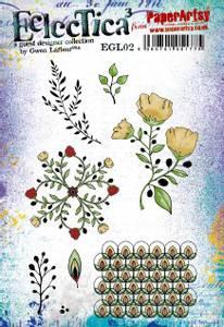 Bilde av Paperartsy Eclectica Egl02