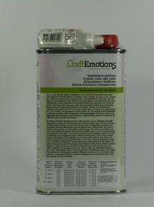 Bilde av CraftEmotions Epoxy Clear plaster resin 500 ML