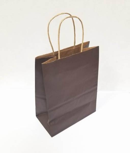 Papirposer Medium Chocolate
