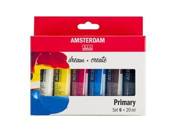 Amsterdam maling og medier