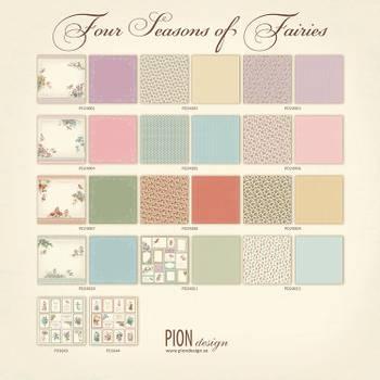 Pion - Four seasons of Fairies
