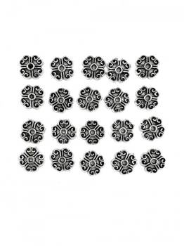 Papirdesign Metallpynt