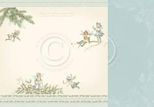 Bilde av Pion Design - Four Seasons of Fairies - Winter