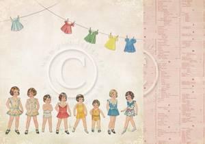 Bilde av Pion Design - Play Time - Girls