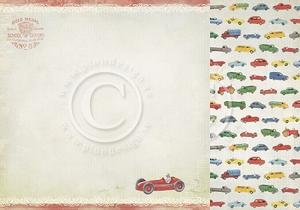 Bilde av Pion Design - Play Time - Cars