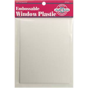 Bilde av Judikins Embossable Window Plastic Sheets