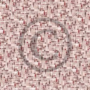 Bilde av Papirdesign mønsterark - Vinflasker