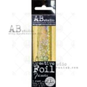 Bilde av Creative Foil - Pale gold - foil for transfers
