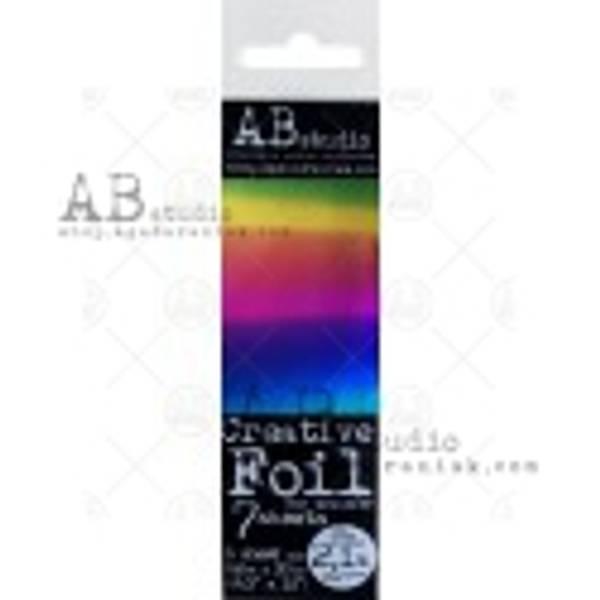 Creative Foil - Rainbow - foil for transfers
