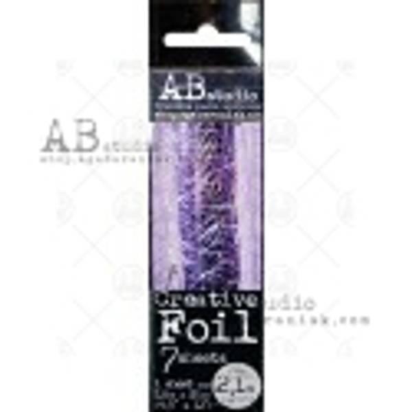 Creative Foil - Purple Opal - foil for transfers