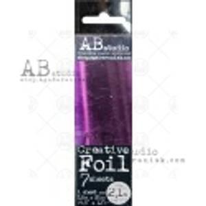 Bilde av Creative Foil - Purple - foil for transfers