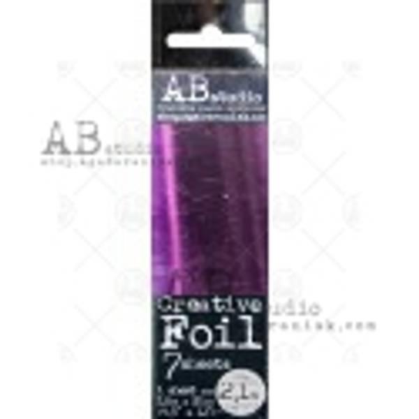 Creative Foil - Purple - foil for transfers