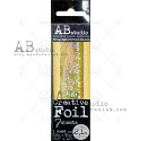 Creative Foil - Opal Gold - foil for transfers