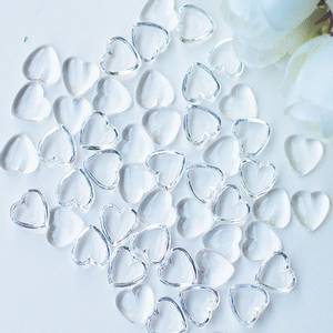 Bilde av DMC Water Droplet Embellishments 100/Pkg Heart
