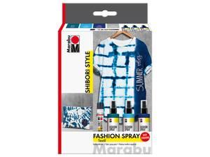 Bilde av Marabu Fashion Spray Set – SHIBORI STYLE