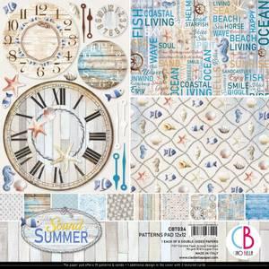 Bilde av Ciao Bella 12x12 Paper pack The sound of