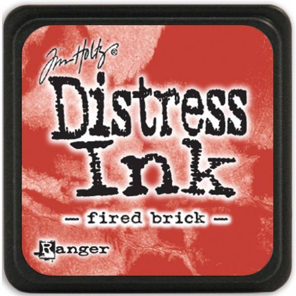 Distress Ink - Fired Brick